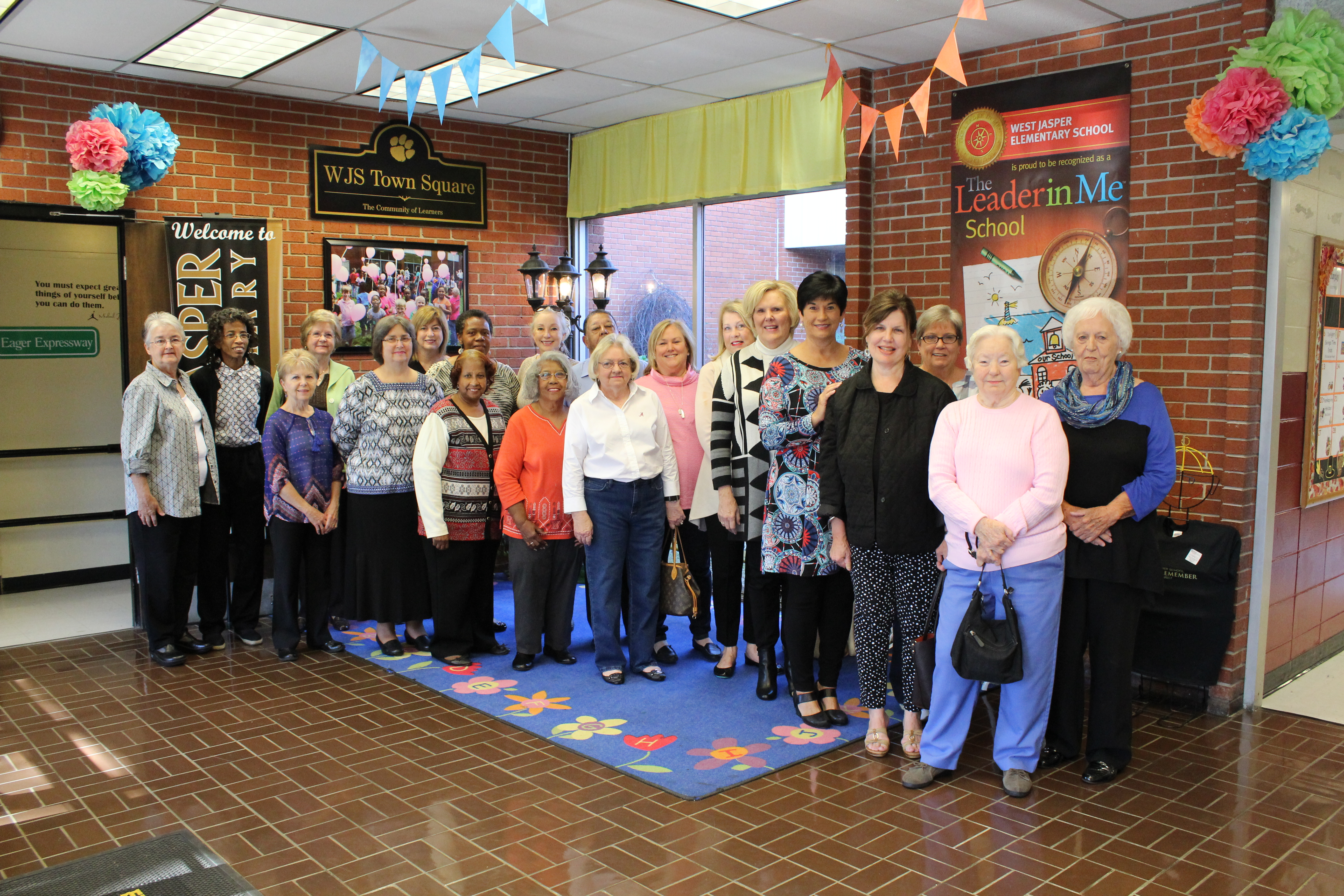 retired teachers group