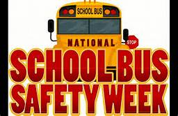 School Bus Safety Week 2016