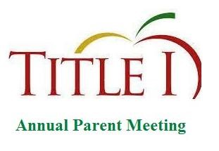 Image result for title 1 parent meeting